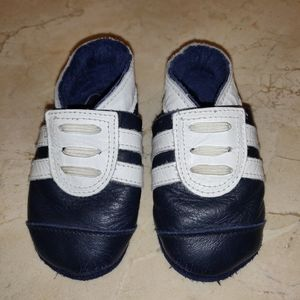Bobux Soft Sole Baby Sport Shoes